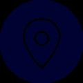 Localisation - Bleu